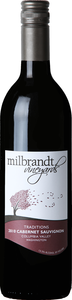 Milbrandt Traditions Cabernet Sauvignon 2012, Columbia Valley Bottle