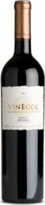 Vinecol Organic Bonarda 2013 Bottle
