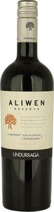 Undurraga Aliwen Reserva Cabernet Sauvignon/Carmenère 2012 Bottle