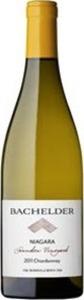 Bachelder Saunders Vineyard Chardonnay 2011, VQA Beamsville Bench, Niagara Peninsula Bottle