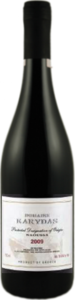 Domaine Karydas Naoussa 2009, Dop Naoussa Bottle