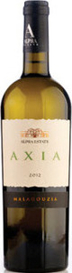 Alpha Estate Axia Malagouzia 2012, Pgi Florina Bottle