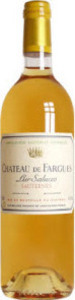 Château De Fargues 2007, Ac Sauternes Bottle