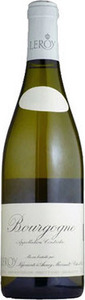 Bourgogne Blanc Leroy 2009 Bottle
