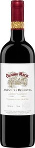 Cousiño Macul Antiguas Reservas Cabernet Sauvignon 2011 Bottle