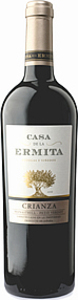 Casa De La Ermita Crianza 2008, Do Jumilla Bottle