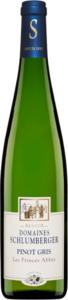 Domaines Schlumberger Les Princes Abbés Pinot Gris 2011, Ac Alsace Bottle