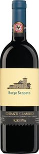 Borgo Scopeto Chianti Classico Riserva 2009 Bottle
