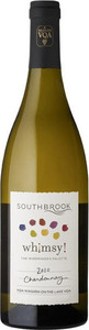 "Southbrook Vineyards Whimsy! ""Richness"" Chardonnay 2012, VQA Niagara On The Lake Bottle"
