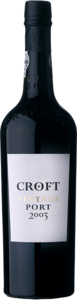 Croft Vintage 2003, Porto Bottle