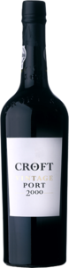 Croft Vintage 2000, Porto Bottle