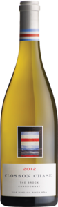 Closson Chase The Brock Chardonnay, Unfiltered 2012, Niagara River VQA Bottle