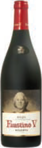 Faustino V Reserva 2008, Doca Rioja Bottle