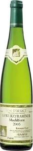 Cave Vinicole De Hunawihr Lieu Dit Muehlforst Gewurztraminer 2012, Ac Alsace Bottle