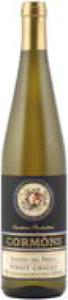 Cormòns Pinot Grigio 2012, Doc Isonzo Del Friuli Bottle