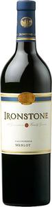 Ironstone Merlot 2013, Lodi Bottle