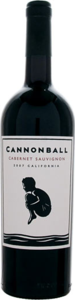 Cannonball Cabernet Sauvignon 2011, California Bottle