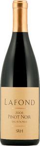 Lafond Srh Pinot Noir 2012, Santa Rita Hills Bottle