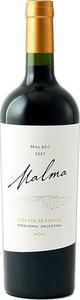 Malma Reserva Malbec 2010, Patagonia Bottle