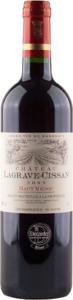 Château Lagrave Cissan 2010, Ac Haut Médoc Bottle