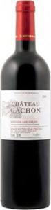 Château Gachon Cuvée Les Petits Rangas 2010, Ac Montagne St émilion Bottle