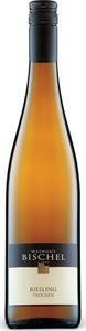 Bischel Riesling Trocken 2012, Qualitätswein Bottle