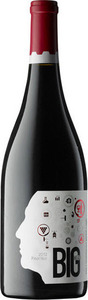 Big Head Pinot Noir 2013, VQA Vinemount Ridge, Niagara Peninsula Bottle