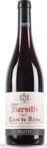 Brotte Esprit Barville Côtes Du Rhône 2011, Ac Bottle