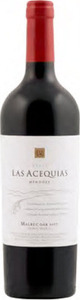 Valle Las Acequias Oak Malbec 2010 Bottle