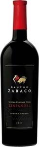 Rancho Zabaco Sonoma Heritage Vines Zinfandel 2012, Sonoma County Bottle