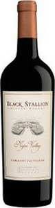 Black Stallion Cabernet Sauvignon 2011, Napa Valley Bottle