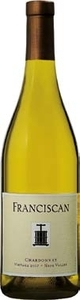 Franciscan Chardonnay 2012, Napa Valley Bottle