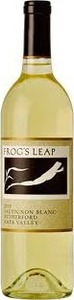 Frog's Leap Sauvignon Blanc 2013, Rutherford, Napa Valley Bottle