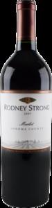 Rodney Strong Sonoma County Merlot 2011, Sonoma County Bottle