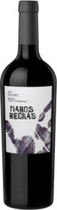 Manos Negras Malbec 2012, Uco Valley, Mendoza Bottle