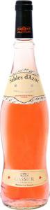 Gassier Sables D'azur Rosé 2013, Ac Côtes De Provence Bottle