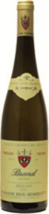 Domaine Zind Humbrecht Riesling Grand Cru Brand 2012 Bottle