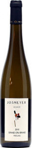 Josmeyer Brand Grand Cru Riesling 2011 Bottle