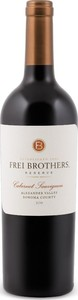 Frei Brothers Reserve Cabernet Sauvignon 2011, Alexander Valley Bottle