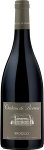 Château De Pierreux Brouilly 2013, Ac Bottle