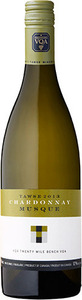 Tawse Chardonnay Musqué 2013, Twenty Mile Bench Bottle