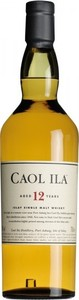 Caol Ila 12 Year Old Bottle
