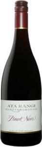 Ata Rangi Pinot Noir 2012 Bottle