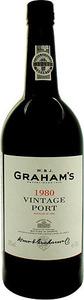 Graham's Vintage Port 2000 Bottle