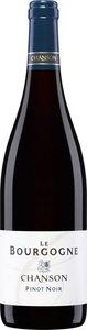 Chanson Père & Fils Le Bourgogne Pinot Noir 2012, Ac Bottle