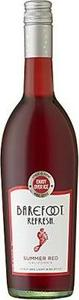 California Red   Barefoot Refresh Summer Red Bottle