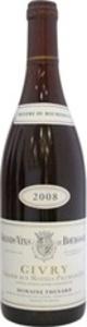 Domaine Thénard Givry Cellier Aux Moines Premier Cru 2008 Bottle