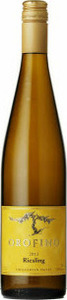 Orofino Riesling 2013, VQA Similkameen Valley Bottle