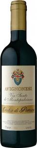 Avignonesi Vin Santo Di Montepulciano Occhio Di Pernice 1999 (375ml) Bottle