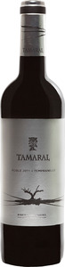 Tamaral Roble Tempranillo 2011, Do Ribera Del Duero Bottle